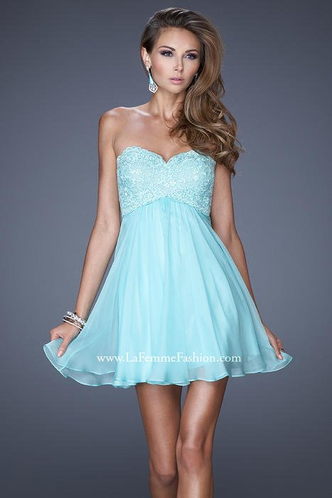 LaFemme Homecoming Dress