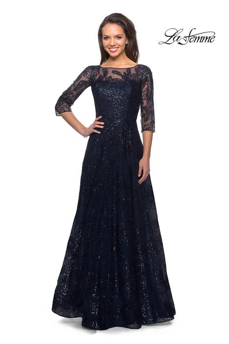 La Femme Evening Dress