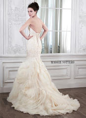 Paulina-5MS162 Ivory Over Light Gold back