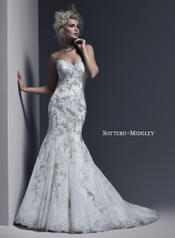 Gintare by Sottero and Midgley White front