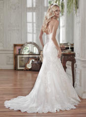 Rosamund-6MT199 Ivory Over Pale Blush back