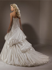 Prestyn-J1395 Ivory/Pewter Accent back