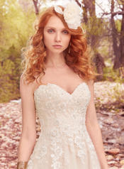 Harmony-7MT308 Ivory Over Soft Blush detail