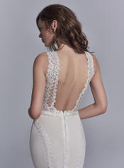 8SW559 Ivory Over Nude back