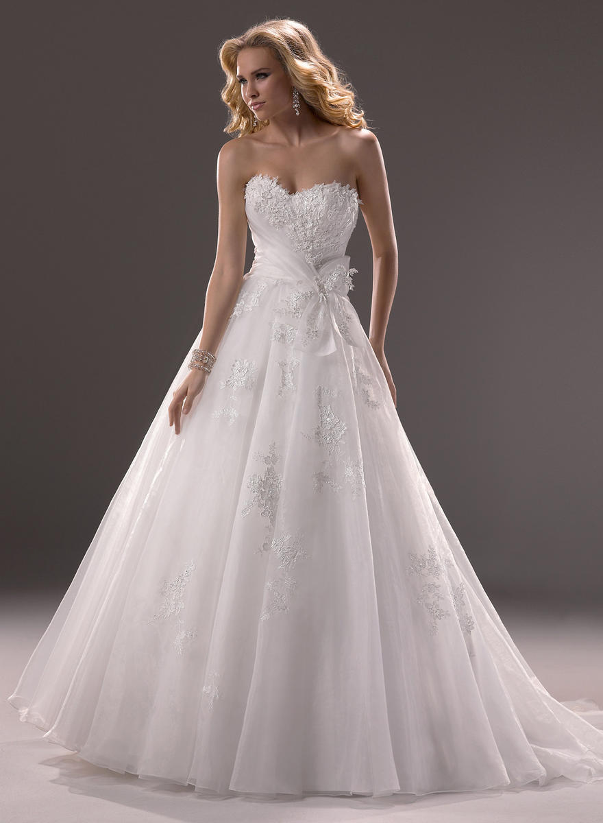 e388597c0db9 Maggie Bridal by Maggie Sottero Hensley-3MS747 Wedding Gowns ...