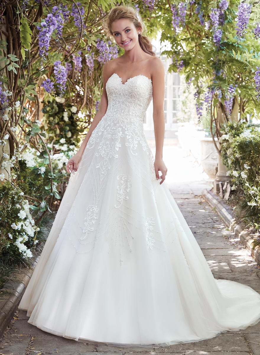 Maggie Bridal by Maggie Sottero 7RS883-Edith
