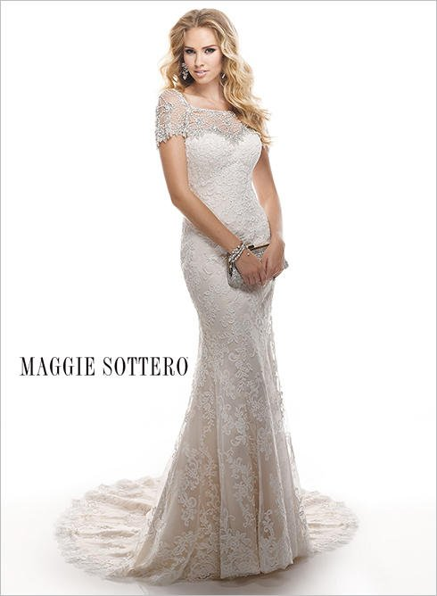 Maggie Sottero Couture-Chesney