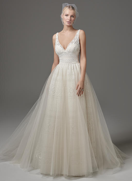 Detachable Overskirt Only-Evan