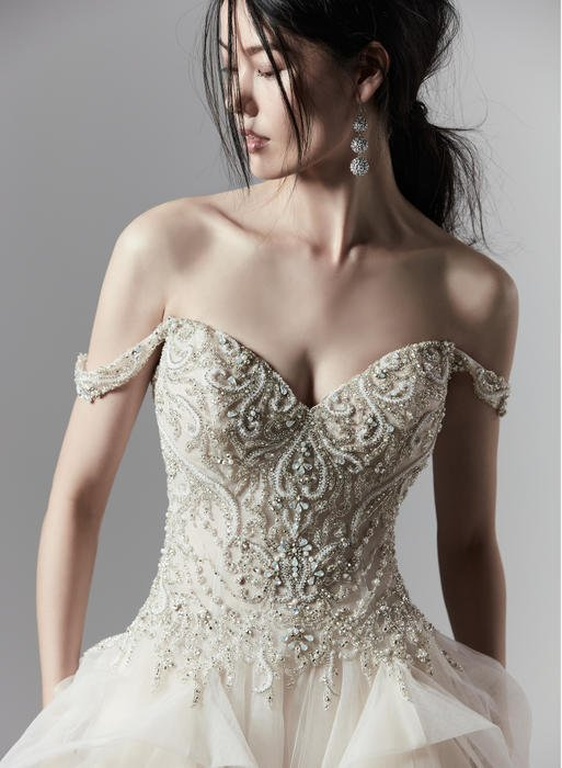 Sottero and Midgely-Shoulder Straps Only