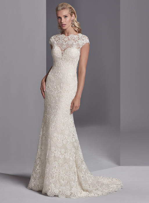 Sottero and Midgley-Zayn Rose