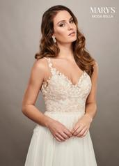 MB2068 Ivory/Nude detail