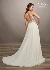 MB2068 Ivory/Nude back