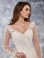 MB3027 Ivory/Blush detail