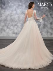 MB3027 Ivory/Blush back