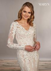 MB3077 Ivory/Nude detail