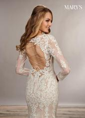 MB3077 Ivory/Nude back
