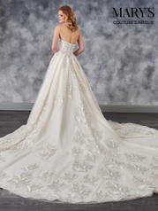 MB4039 Ivory/Champagne back