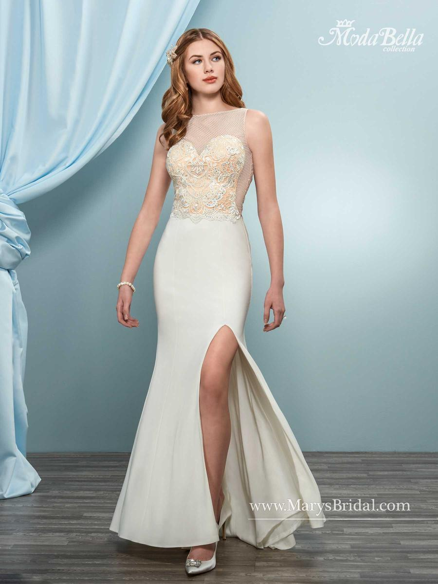 Moda Bella Bridal 3Y637