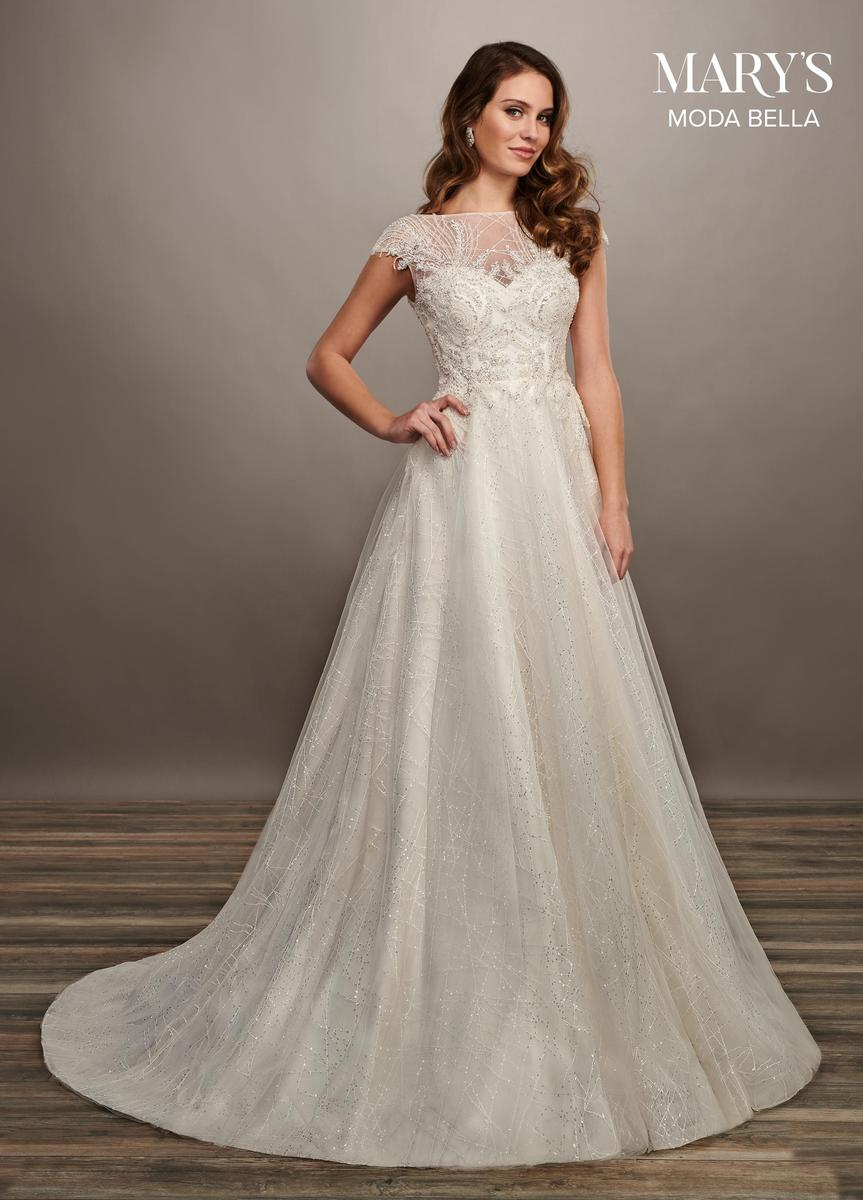 Moda Bella Bridal MB2072