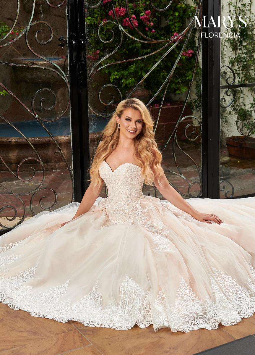 Mary's Bridal MB3106
