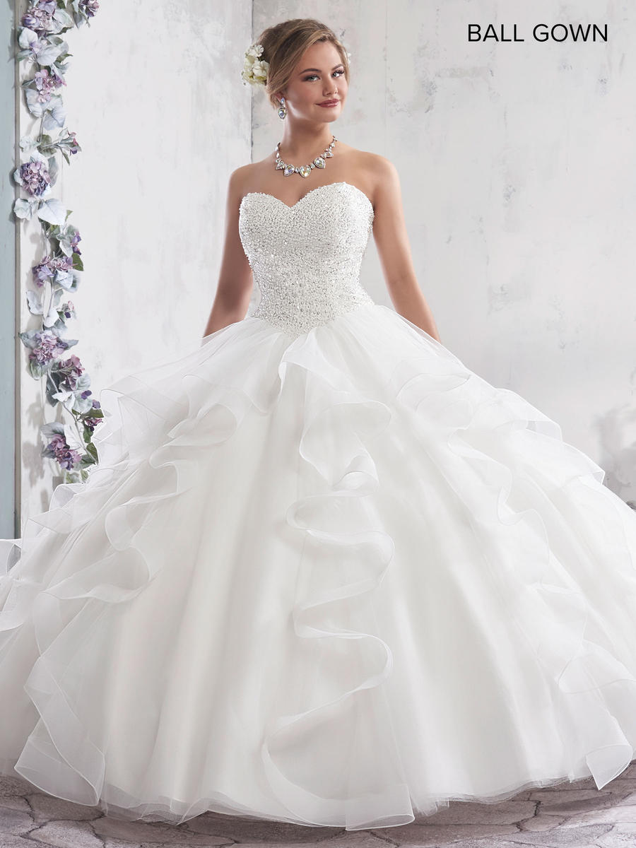 Mary's Ball Gowns MB6007