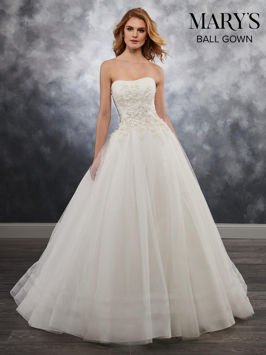 Mary's Ball Gowns MB6020