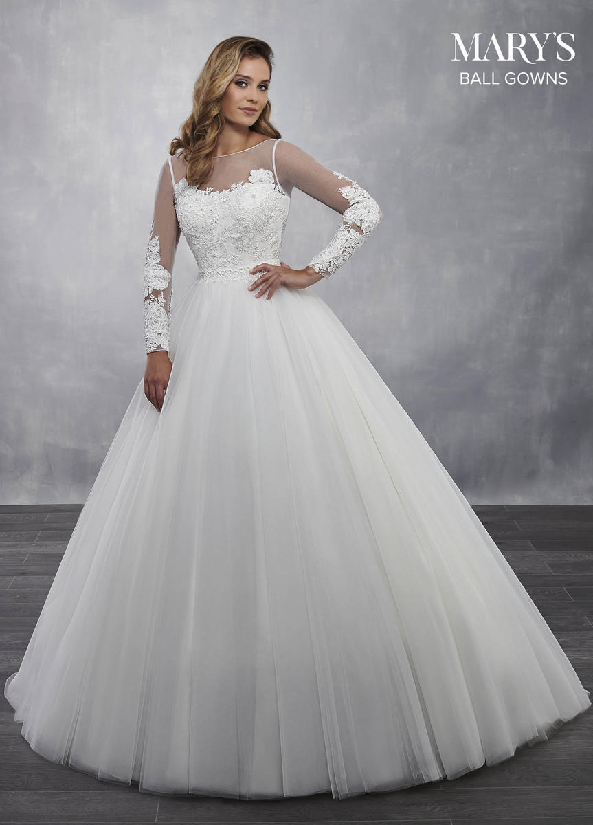 Mary's Ball Gowns MB6033