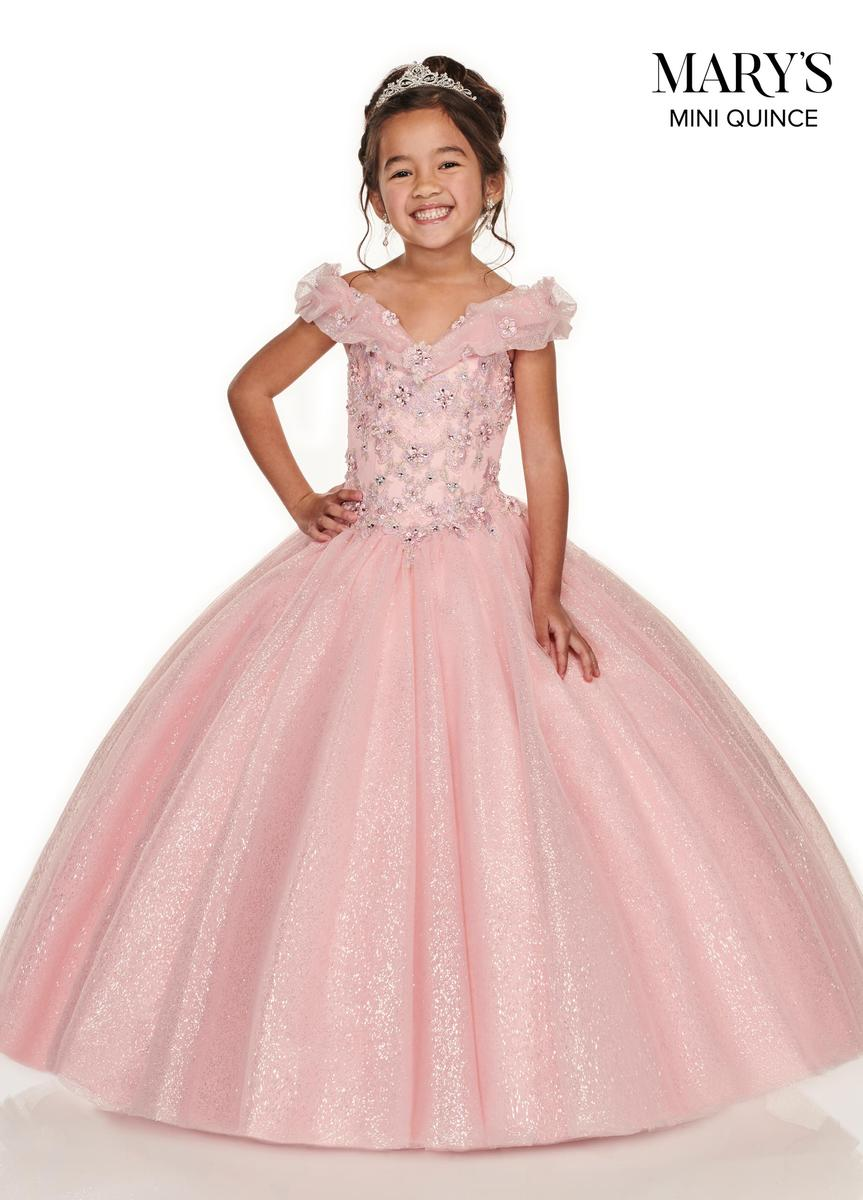Mini Quince by Mary's Bridal MQ4012