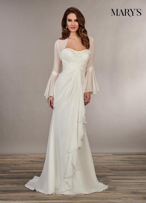 Marys Bridal - 2 PC Bridal gown