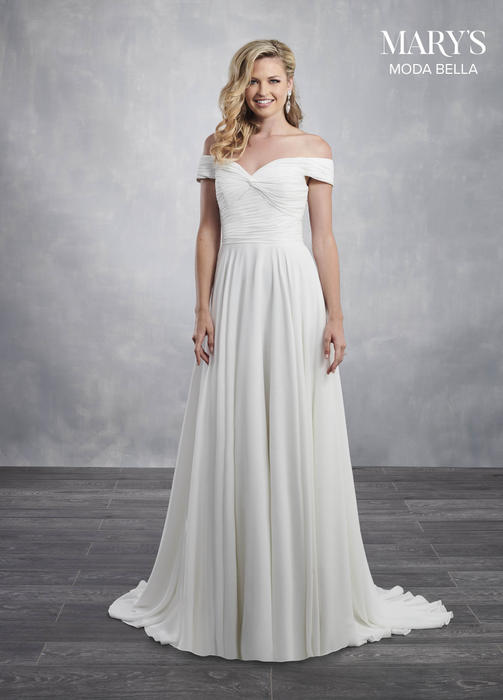 ed5e9714837 Mary s Moda Bella Bridal Michelle s Formal Wear