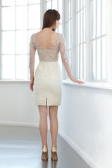 C324 Champagne/Nude back