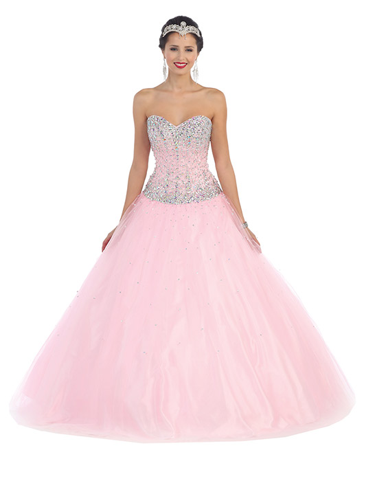 May Queen Blossoms Bridal Formal Dress Store