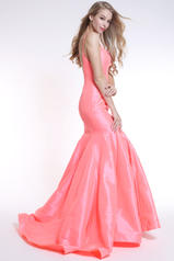 35736 Bright Coral Pink back