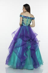E2296 Green/Purple back