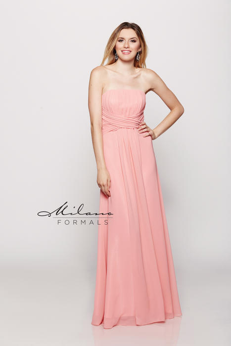 Milano Bridesmaid Dresses