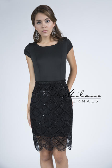 Milano Formals Short and Cocktail