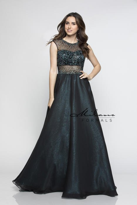 Milano Ball Gown
