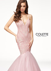 CL18297 Pink/Nude front