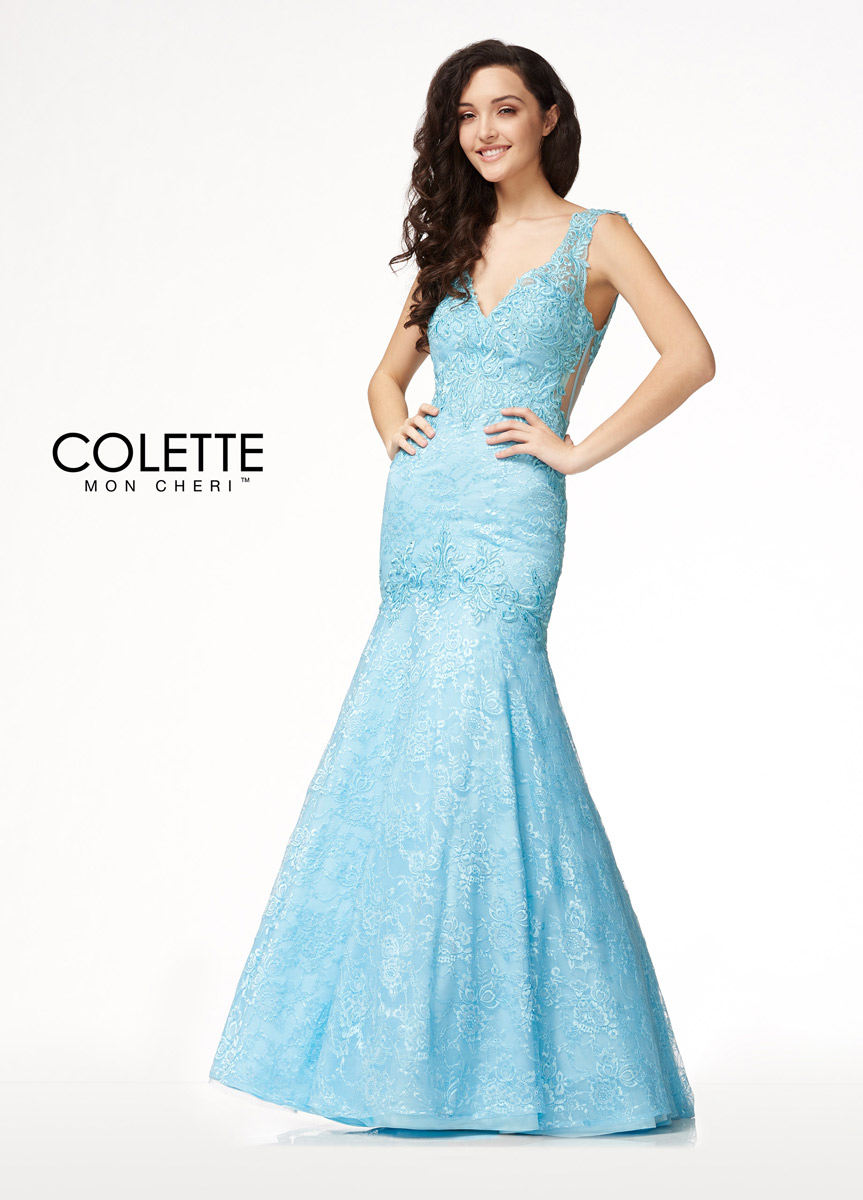 Colette by Mon Cheri CL17208 Colette by Mon Cheri T Carolyn, Formal ...