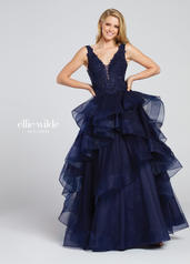 EW117081 Navy Blue front
