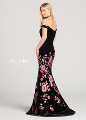 EW118116 Black/Multi back