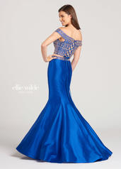 EW118120 Royal Blue/Rose Gold back