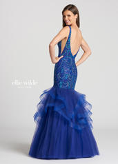 EW118121 Royal Blue back