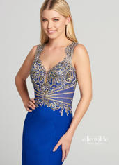 EW118124 Royal Blue/Gold front
