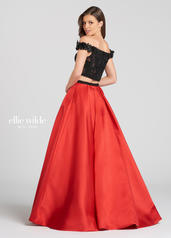 EW118168 Black/Red back