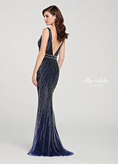 EW119017 Navy Blue back