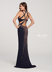 EW119018 Navy Blue back