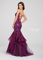 EW119038 Purple back