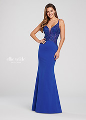 EW119041 Royal Blue front
