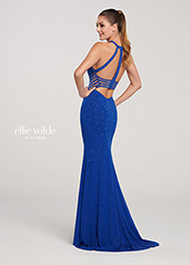 EW119051 Royal Blue back